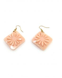 Camomille Pink earrings
